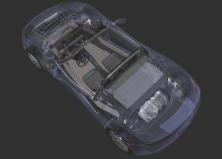 Illustration for article titled Tesla Finalizes Single-Speed Transmission, Ups Output, Range