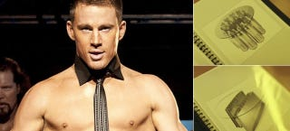Illustration for article titled Magic Mike Should Stick to Stripping, His Furniture Designs Are Terrible