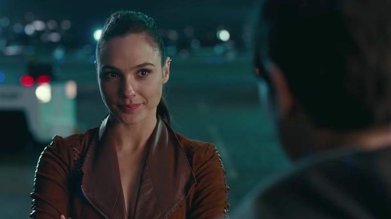 Gal Gadot Joins TV's Most-Heroic Family, The Simpsons