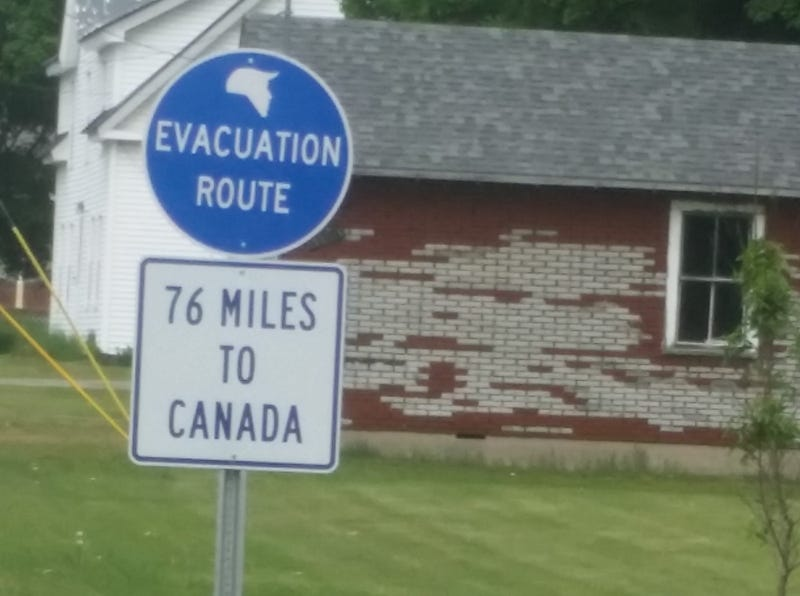 Illustration for article titled Evacuation Route