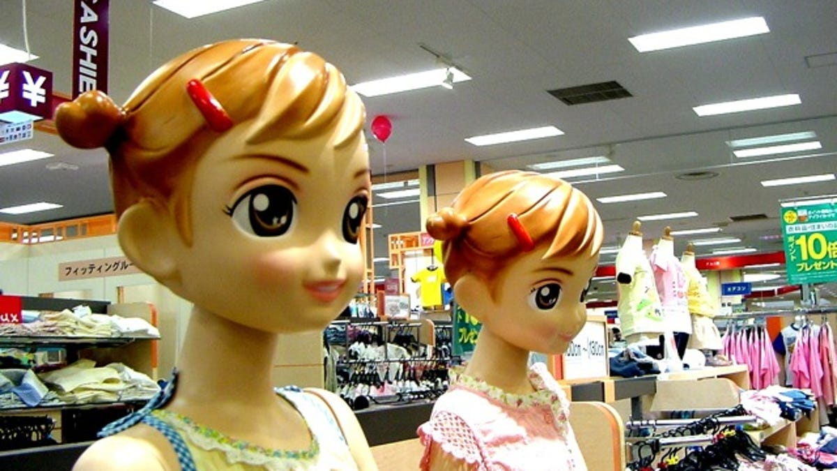 Anime Mannequins