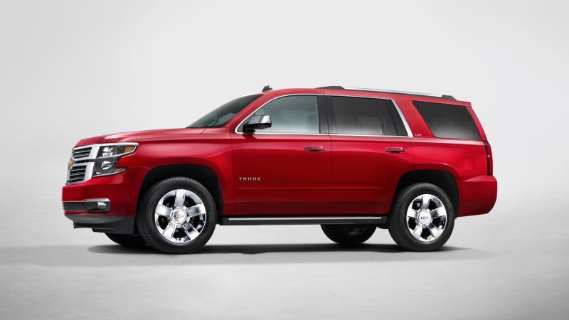 Illustration for article titled 2015 Chevy Suburban And Tahoe Will Cost A Chunk More Than The Old Ones