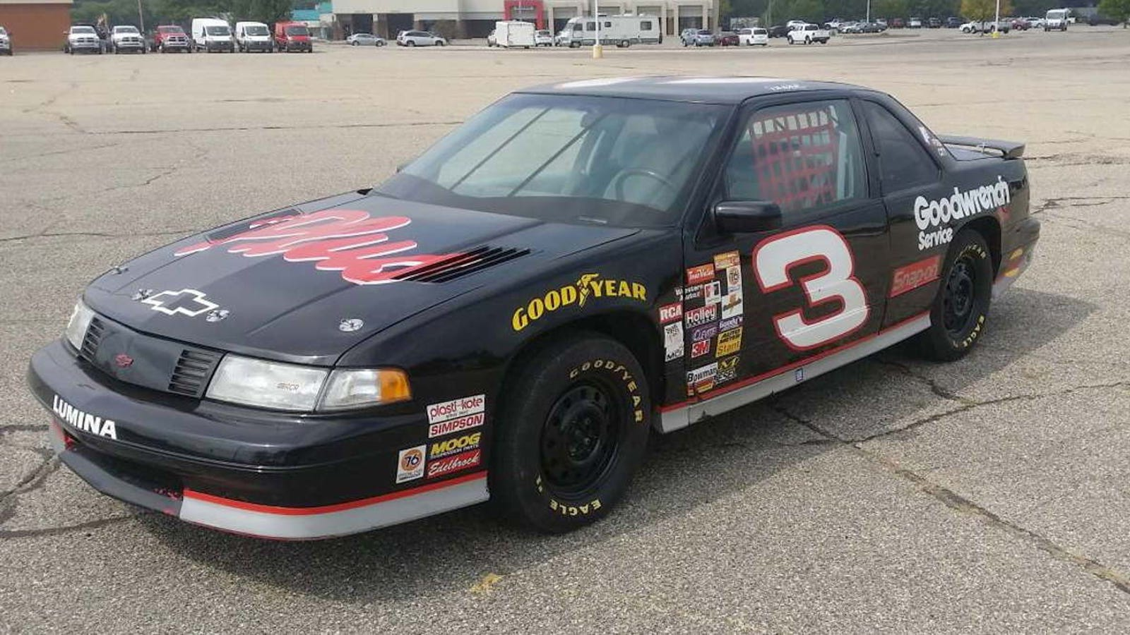 At $4,500, Would You Find This 1991 Chevy Lumina Z34 ...