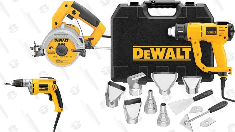 DeWalt Tools at Amazon
