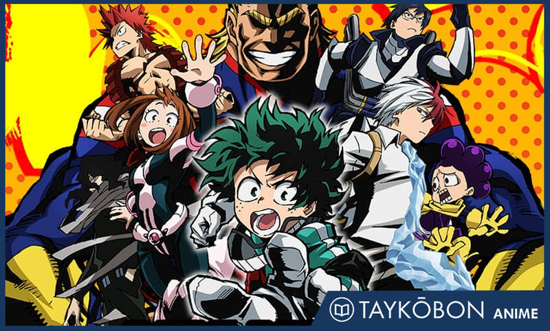 Illustration for article titled My Hero Academia - Anime Series Blog [6 / 13]