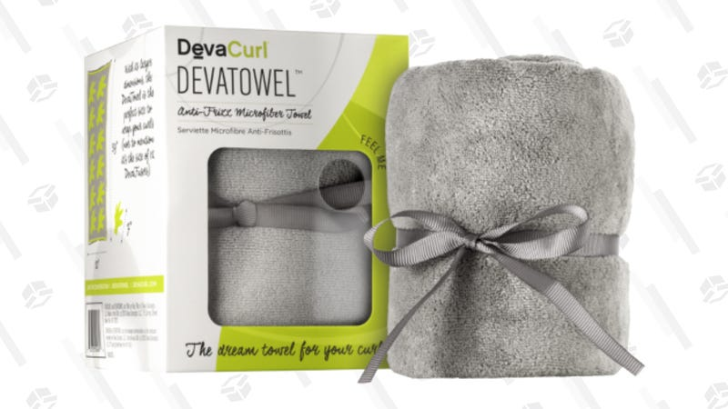 Free DevaTowel with $65 purchase | DevaCurl | Promo code MAYDEVA