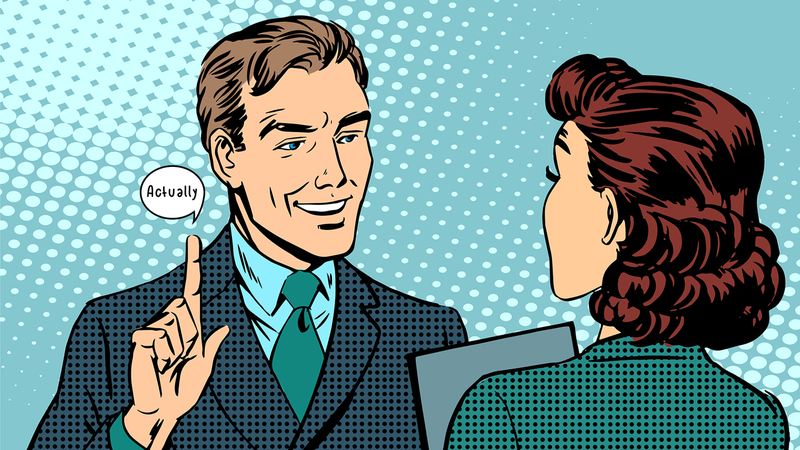 Illustration for article titled Five Ways to Politely Deal With People Who Keep Interrupting You