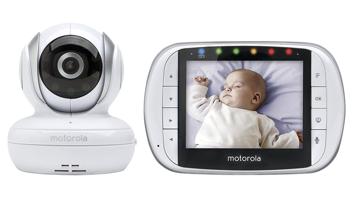 How To Find A Hack Proof Baby Monitor
