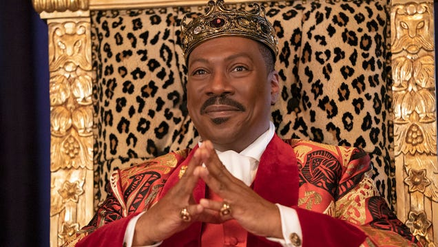 By royal edict, we're giving away codes to watch Coming 2 America early and for free