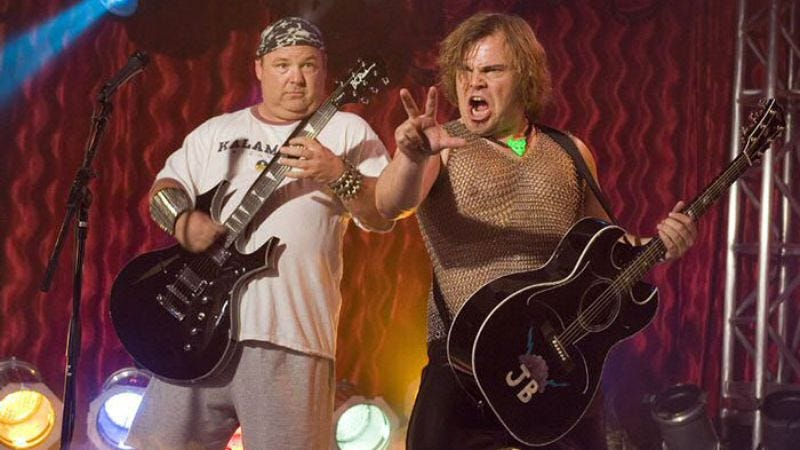 Illustration for article titled New Tenacious D album, Rize Of The Fenix, coming in May