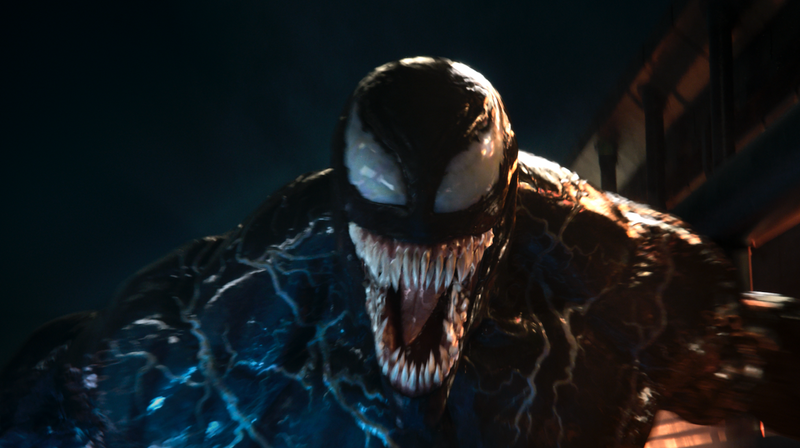 Illustration for article titled Chicago, let the symbiote take over and see Venom tonightfor free