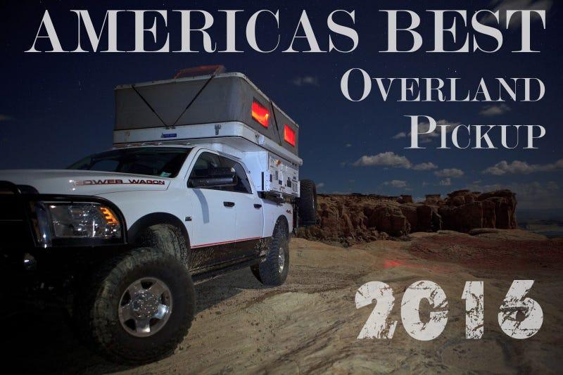 Americas Best Overland Vehicle - Full Size Trucks