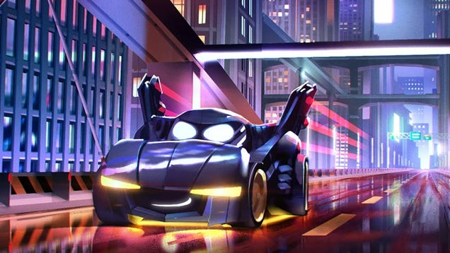 The Bat-Family s Vehicles Are Getting Their Own Animated Kids  Show
