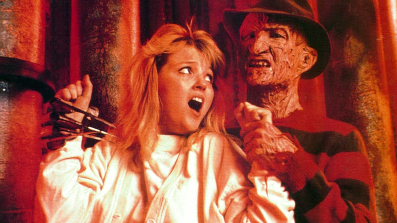Englund and Tuesday Knight in A Nightmare On Elm Street 4. (Photo: Moviepix/Getty Images)
