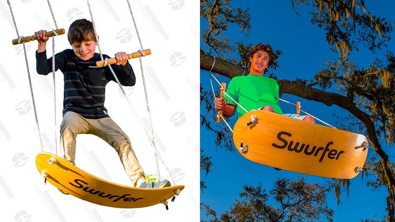 Swurfer the Original Stand Up Surfing Swing | $90 | Amazon