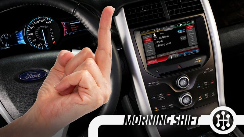Illustration for article titled People Hate Ford's Infotainment System So Much They Plan To Sue Ford
