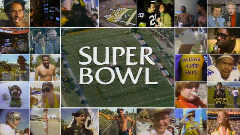 Illustration for article titled The Guerilla Super Bowl Documentary That Could Never Get Made Today