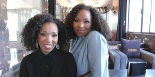 Zaziwe Dlamini-Manaway and Swati Dlamini (Fox Africa)