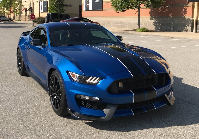 Illustration for article titled I've Got a Shelby GT350 For The Weekend AMA
