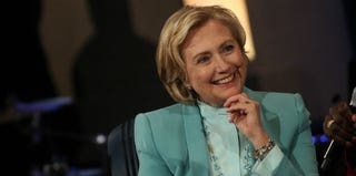 Hillary Clinton (AFP/Getty Images)