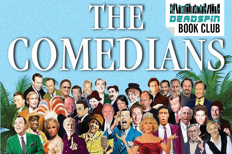 Illustration for article titled The Comedians Is The Deep-Dive History Stand-Up Comedy Deserves