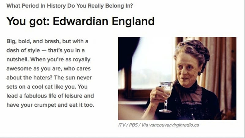The Popularity of Internet Quizzes Is Fueled by Your Existential Dread
