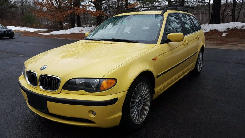 Would You Pay For This BMW XiT Or Are You Yella - Bmw 2003 price