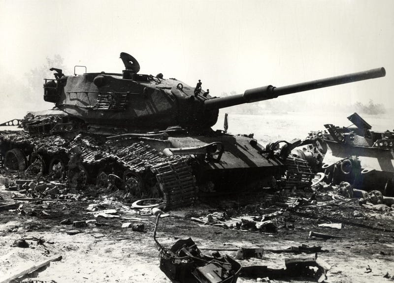 The 10 Greatest Tank Battles In Military History