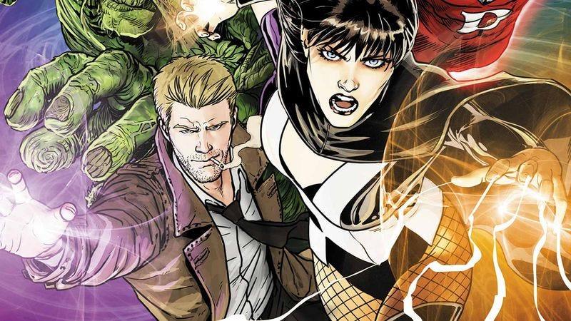 (Image: DC Comics, Mikel Janin)