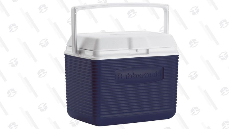 Rubbermaid 10 qt Ice Chest | $10 | Home Depot