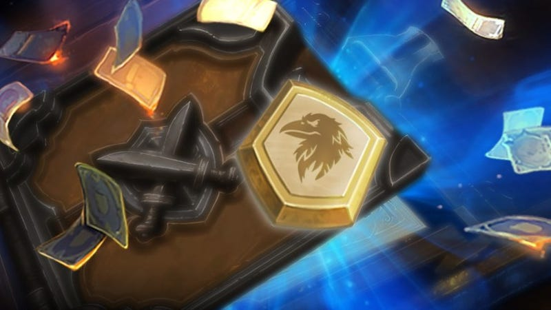 Illustration for article titled Hearthstone Is Finally About To Get A Tournament Mode