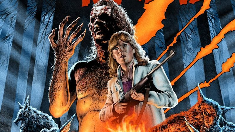 Illustration for article titled That werewolf movie with E.T.'s mom and a bunch of new music