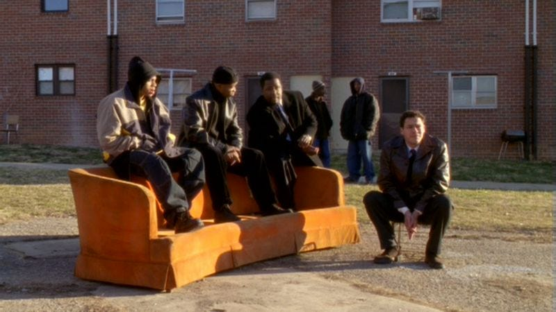 Illustration for article titled David Simon and The Wire cast to reunite at PaleyFest
