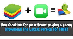 Illustration for article titled Facetime for PC