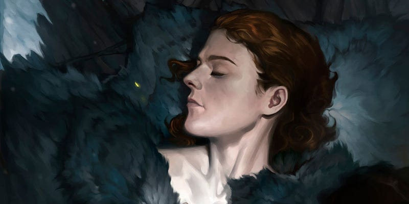 Illustration for article titled Sweet Dreams, Ygritte