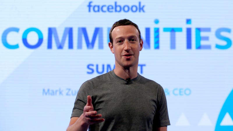 Zuckerberg hires top Clinton pollster amid rumors of presidential run