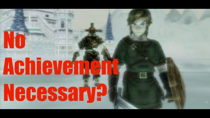 Illustration for article titled A Nintendo Argument Against Achievements
