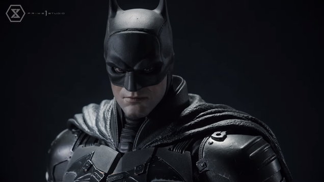 My, What Beautiful Eyes You Have, the Batman