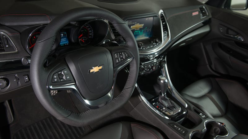 2014 Chevrolet SS: This Is It, But Forget The Manual
