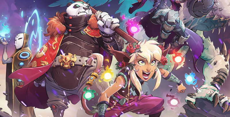 Illustration for article titled Duelyst's Latest Expansion Plays To The Card Game's Unique Strengths