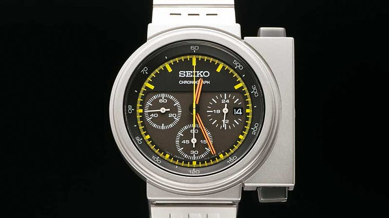 Illustration for article titled Seiko Is Re-issuing the Futuristic Watch Ripley Wore In Aliens