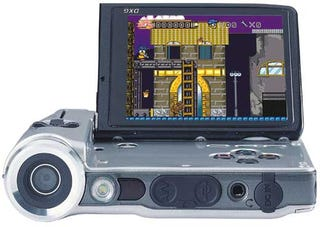 Illustration for article titled Bored with Making Videos? Play Games on Your Video Camera.