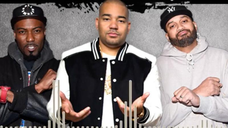 DJ Envy (center)