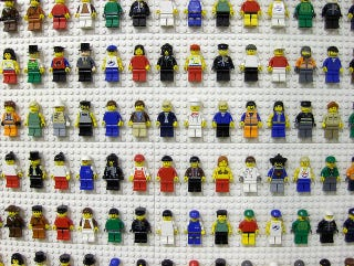 Illustration for article titled Are LEGO Minifigs Actually Living In A Post-Apocalyptic Wasteland?