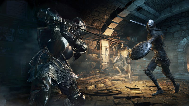 Illustration for article titled Dark Souls 3's Patch Notes Are Maddeningly Vague