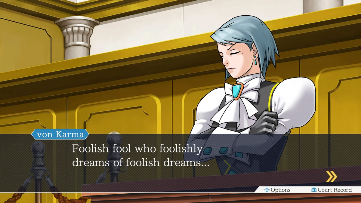 I Can't Stop Myself From Telling People To Play Phoenix Wright