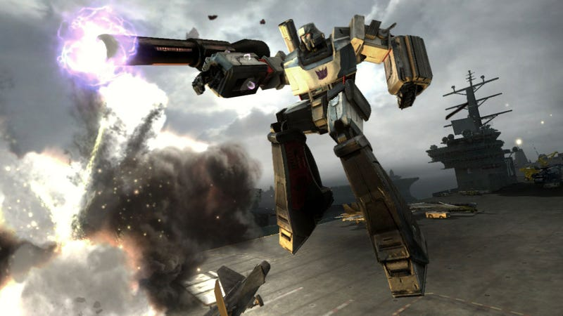 Illustration for article titled Transformers DLC Brings Back More Of The Transformers We Love