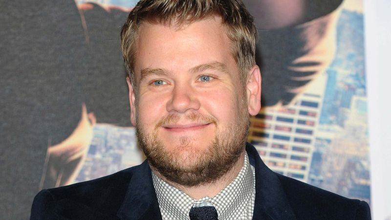 James Corden (Photo: CBS)