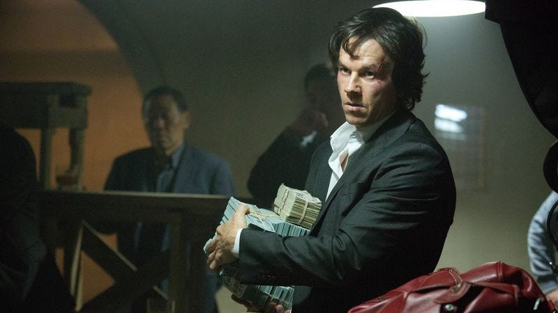 Illustration for article titled Mark Wahlberg's remake of The Gambler isn't really about gambling