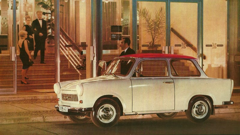 When Trabants Were Like Ferraris